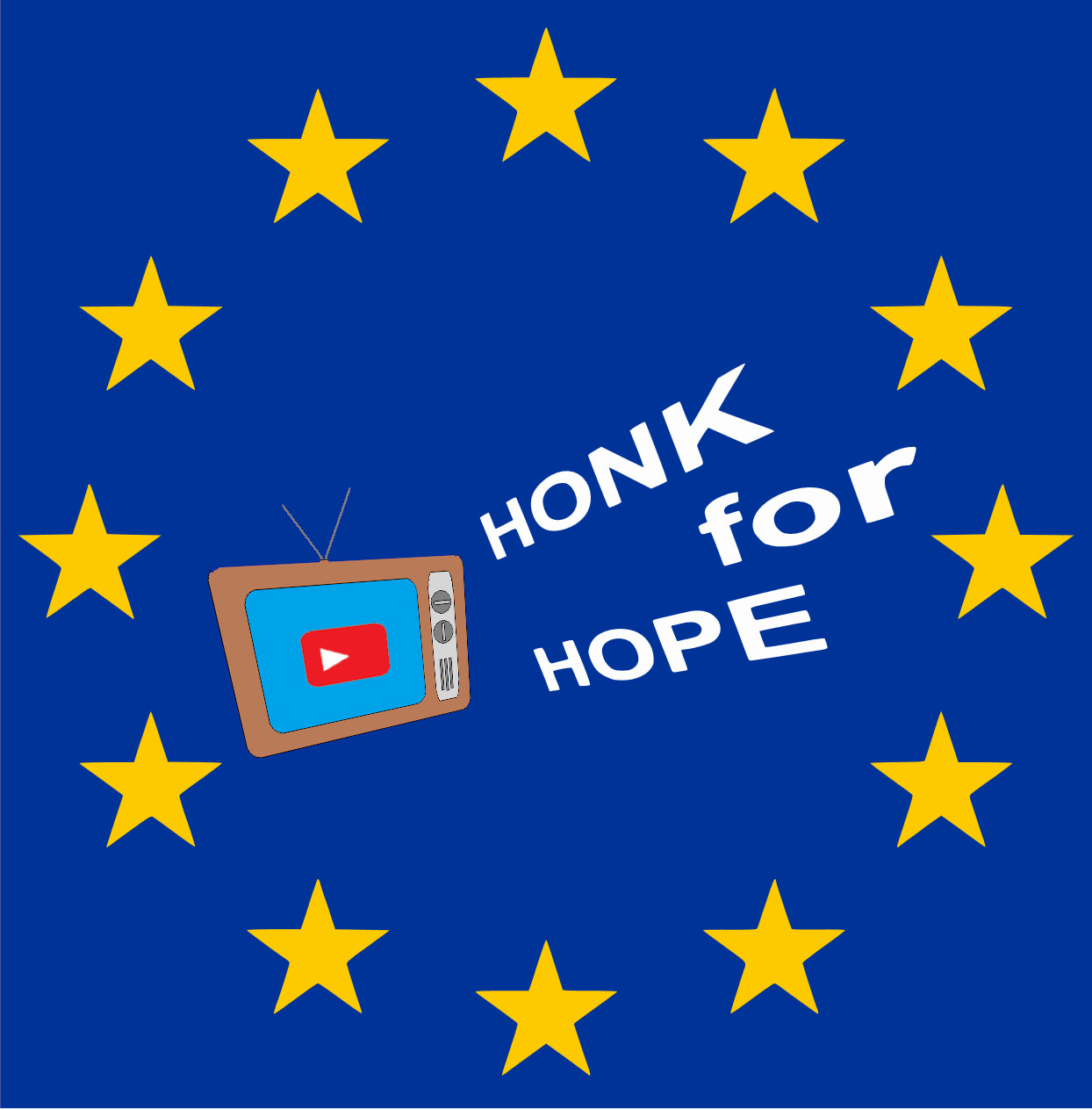 motorcoach travel association #honkforhope on YouTube